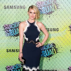 Leven Rambin at the 'Suicide Squad' world premiere