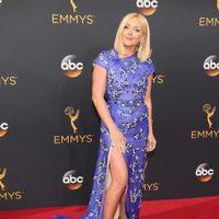 Jane Krakowski at Emmys 2016 red carpet