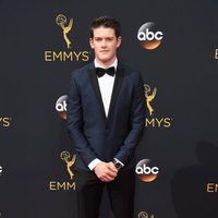 Alex MacNicoll at Emmy 2016 red carpet