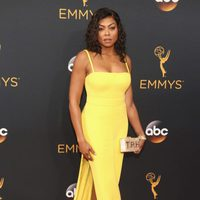 Taraji P. Henson at Emmys 2016 red carpet