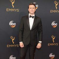 Martin Wallstrom at Emmy 2016 red carpet