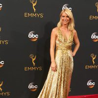 Claire Danes at Emmys 2016 red carpet