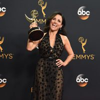 Julia Louis-Dreyfus after Emmys 2016