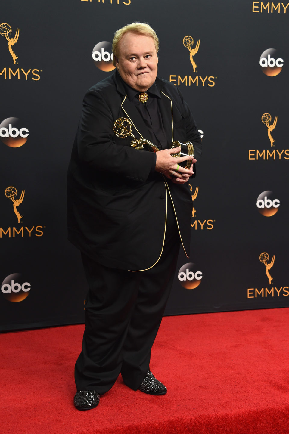 Louie Anderson after Emmys 2016