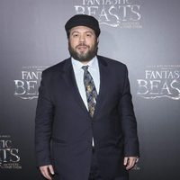 Dan Fogler at the world premiere of 'Fantastic Beasts and Where to Find Them'.