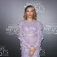 Carmen Ejogo at the world premiere of 'Fantastic Beasts and Where to Find Them'.