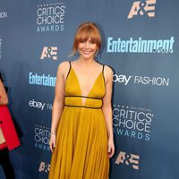 The actress Bryce Dallas Howard  in Critics Choice Awards