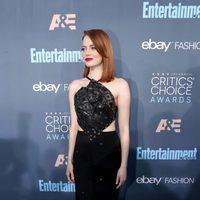 Emma Stone, the star in 'La La Land'