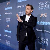 Ryan Gosling, the star in 'La La Land'