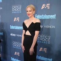 Nicole Kidman  in the Critics Choice Awards
