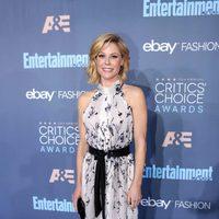 Julie Bowen, the Modern Family star  in the Critics Choice Awards