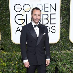 Tom Ford at the 2017 Golden Globes red carpet
