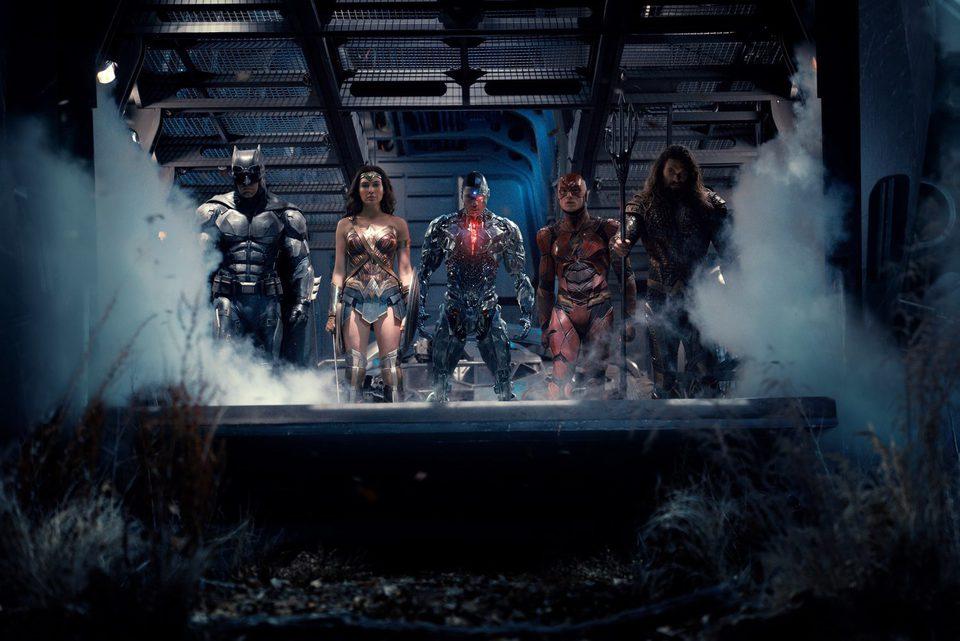Justice League, fotograma 4 de 56