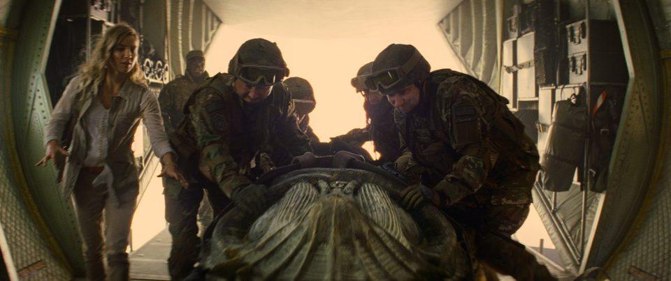 The mummy, fotograma 13 de 31