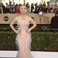 Kaley Couco at the red carpet of SAG Awards 2017