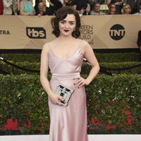 Maisie Williams at the red carpet of SAG Awards 2017