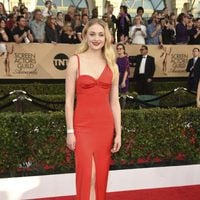 Sophie Turner at the red carpet of SAG Awards 2017