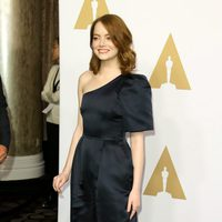 Emma Stone at the 2017 Annual Academy Awards Nominee Luncheon