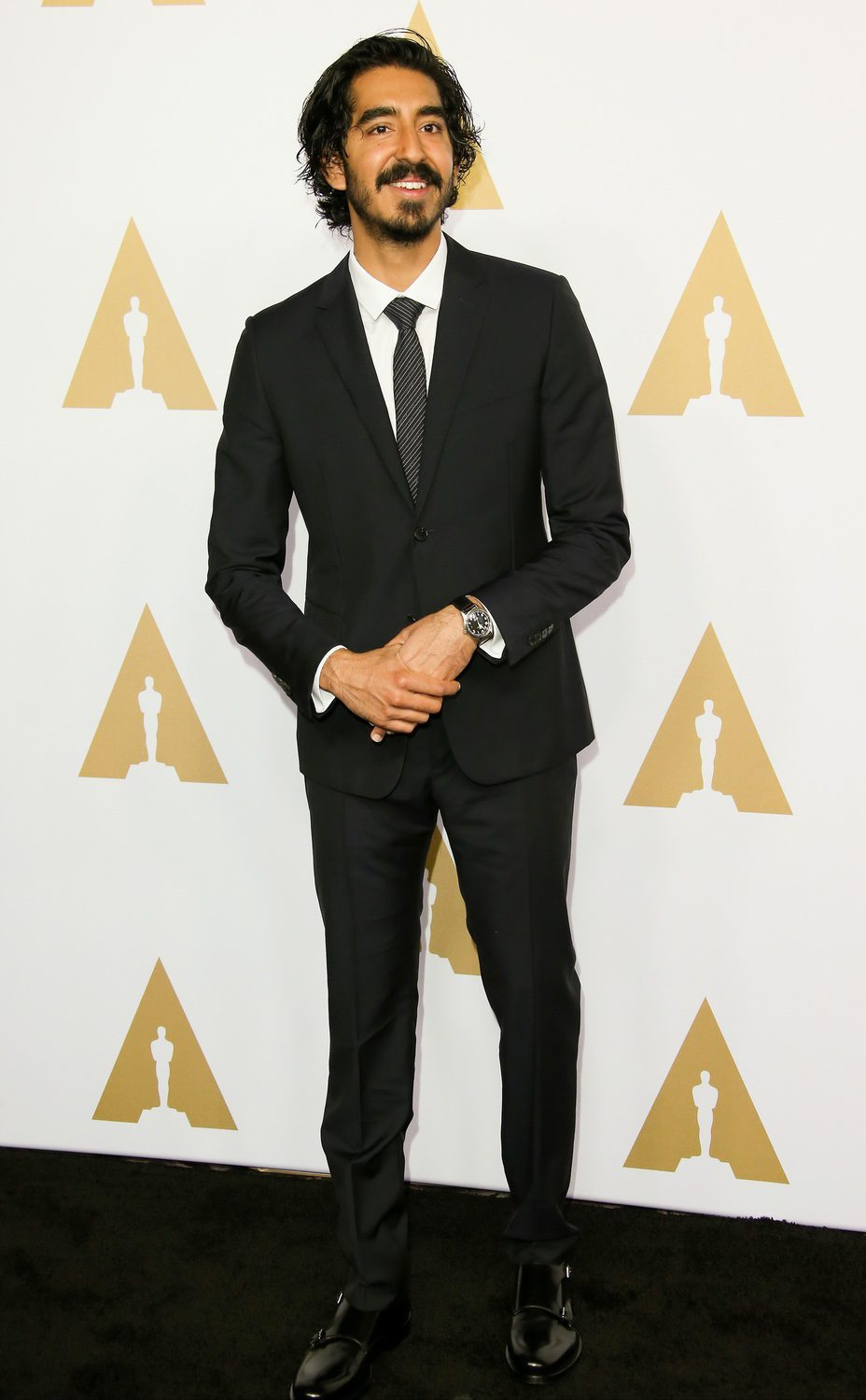 Dev Patel at the 2017 Annual Academy Awards Nominee Luncheon
