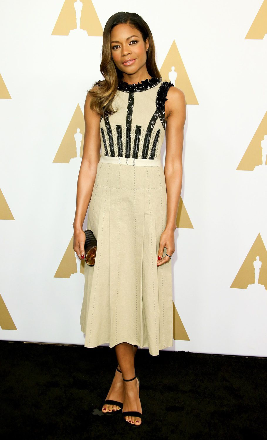 Naomie Harris at the 2017 Annual Academy Awards Nominee Luncheon