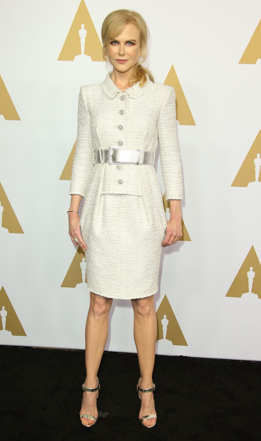 Nicole Kidman at the 2017 Annual Academy Awards Nominee Luncheon