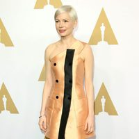 Michelle Williams at the 2017 Annual Academy Awards Nominee Luncheon