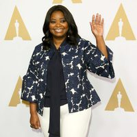 Octavia Spencer at the 2017 Annual Academy Awards Nominee Luncheon