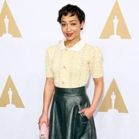 Ruth Negga at the 2017 Annual Academy Awards Nominee Luncheon