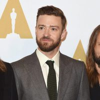 Justin Timberlake at the 2017 Annual Academy Awards Nominee Luncheon