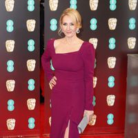 The creator of 'Harry Potter', J. K. Rowling, at BAFTA 2017