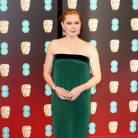 The star of 'Arrival', Amy Adams, at the BAFTA 2017