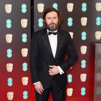 Casey Affleck at the photocall of BAFTA