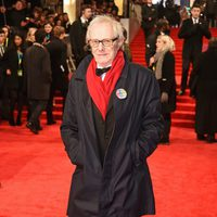 The director of 'I, Daniel Blake', Ken Loach, at the BAFTA 2017