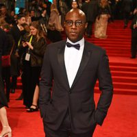 The director of 'Moonlight', Barry Jenkins, at the BAFTA 2017