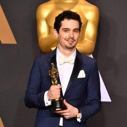 Damien Chazelle Best Directing winner for 'La La Land'