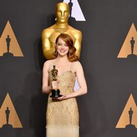 Emma Stone Best Actress Oscar winner for 'La La Land'