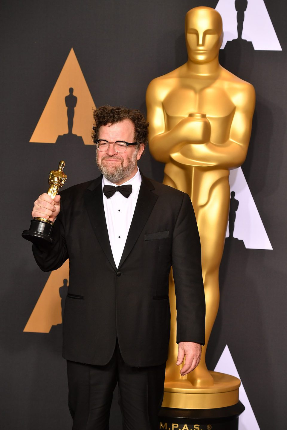 Kenneth Lonergan Best Original Screenplay winner for 'Manchester by the sea'
