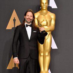 Linus Sandgren, winner of the Oscar to Best Cinematography for 'La La Land'