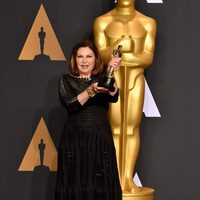 Colleen Atwood, winner of the Oscar to Costume Design for 'Fantastic Beast'