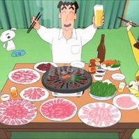 Crayon Shin-chan: The Storm Called: Yakiniku Road of Honor