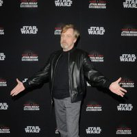 Mark Hamill during the Star Wars Celebration