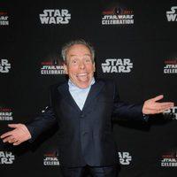 Warwick Davis during the Star Wars Celebration
