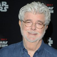 George Lucas in the Star Wars Celebration