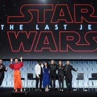 'The Last Jedi' cast at the Star Wars Celebration
