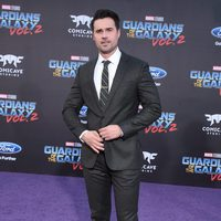 Brett Dalton at world premiere of 'Guardians of the Galaxy Vol. 2'