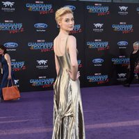 Elizabeth Debicki at world premiere of 'Guardians of the Galaxy Vol. 2'