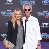 Elliot Lurie at world premiere of 'Guardians of the Galaxy Vol. 2'