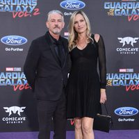 Tommy Flanagan at world premiere of 'Guardians of the Galaxy Vol. 2'