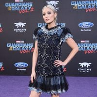 Pom Klementieff at world premiere of 'Guardians of the Galaxy Vol. 2'