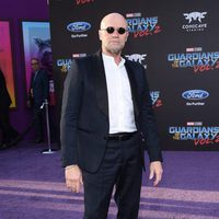 Michael rooker at world premiere of 'Guardians of the Galaxy Vol. 2'